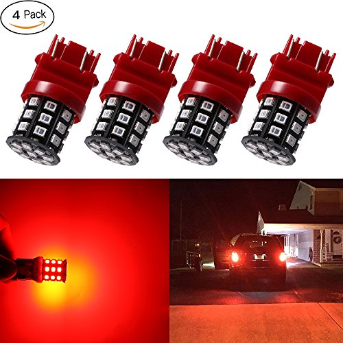 Red Led Tail Light Bulbs in Florida - 4