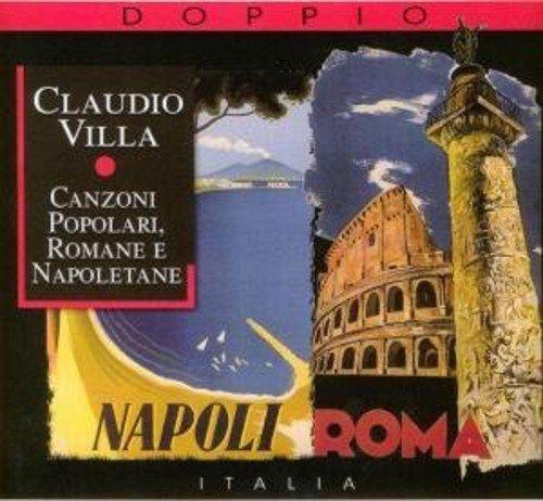 Canzoni Popolari, Romane E Napoletane by RETRO.