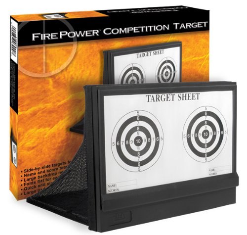 Soft Air Firepower Dual Competition Mesh Trap Target ()