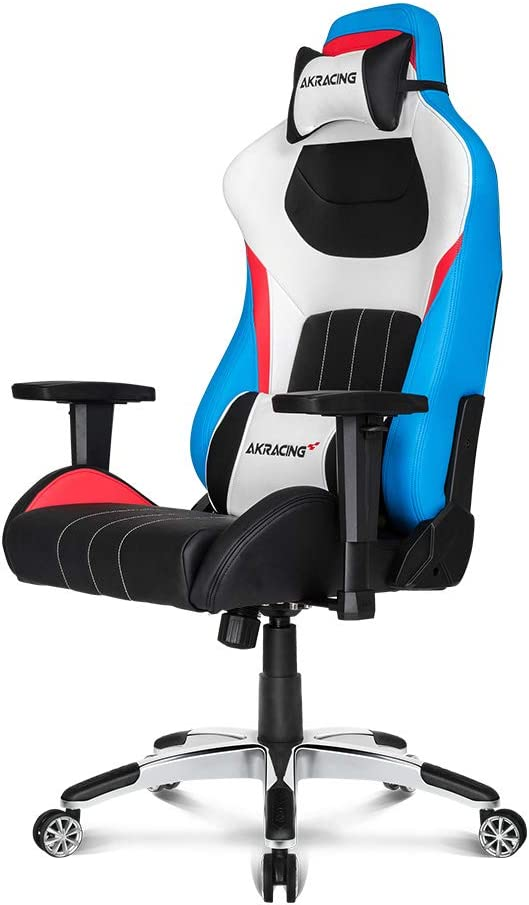 AKRacing Masters Series Premium Gaming Chair with High Backrest