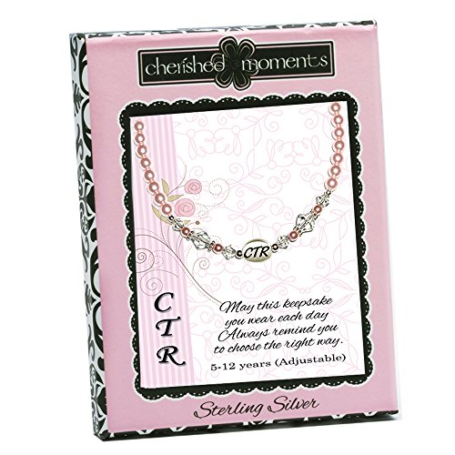 Sterling Necklace Simulated Crystals Extender product image