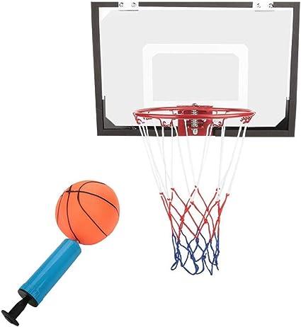 Amazon.com: GOTOTOP - Mini aro de baloncesto para niños ...