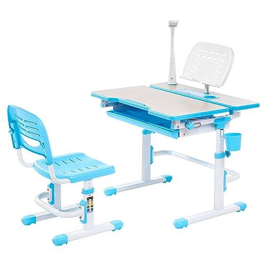 Juegos de mesas y sillas Mesa de estudio para niños, escritorio ...