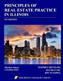 img - for Principles of Real Estate Practice in Illinois book / textbook / text book