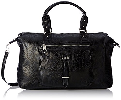 LPB Woman Women's W16b0103 Hand Bag Black Size: One Size