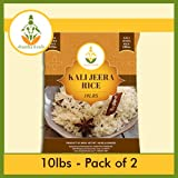 KALIJEERA RICE 10 LBS - (PACK OF 2) T-L
