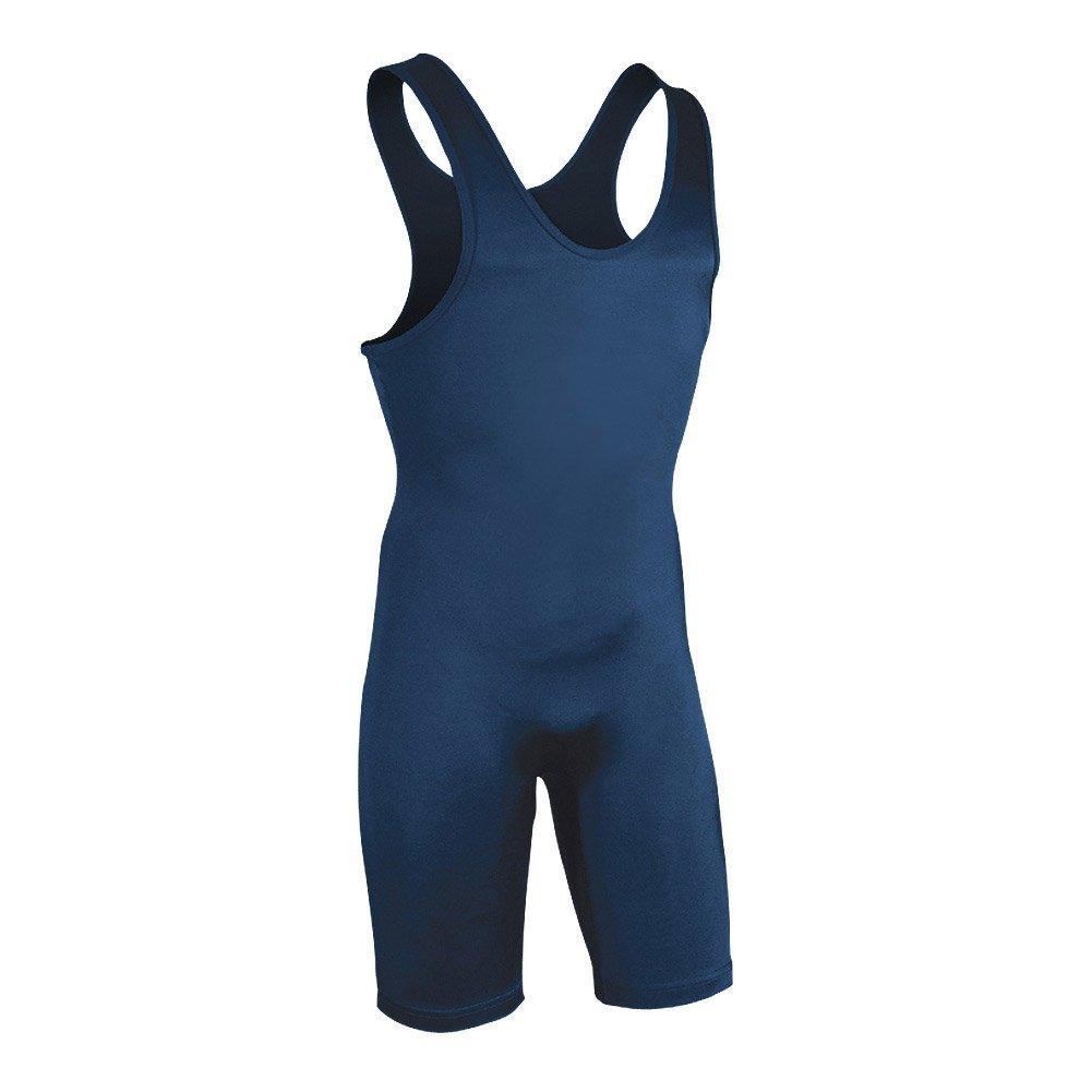 1920s Swimsuits- Women & Mens- History, Sew and Shop Brute Mens Lycra® High Cut Wrestling Singlet $35.00 AT vintagedancer.com