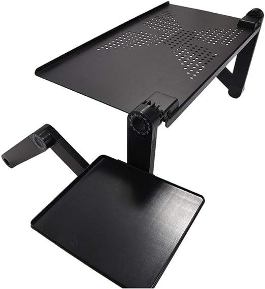 FDASIA Mesa Plegable Escritorio Flexible para computadora ...