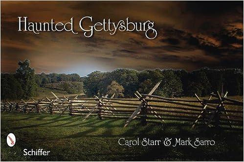 Book Haunted Gettysburg