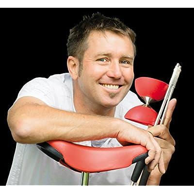 """✓ Diábolo con Cojinetes Triples + Palos de Aluminio (Plegable) + Video en línea + en una Lata Elegante / El Definitivo Set de Diábolo por """"Mister M"""" (Camuflaje): Juguetes y juegos"""