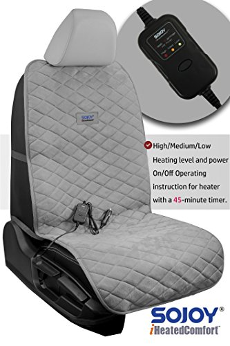 Also You Can Use 45 Minute Time Intervals To Prevent It From Running Too Long Check Out These Heated Seat Covers For Trucks More Information