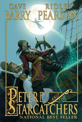 Image result for peter and the starcatcher book cover