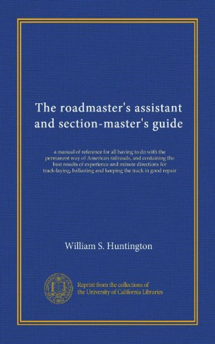 Roadmasters Assistant - 4