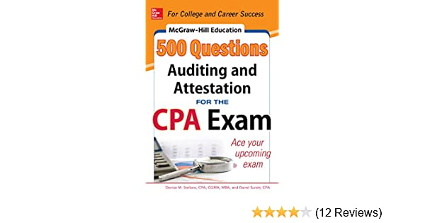 Amazon mcgraw hill education 500 auditing and attestation amazon mcgraw hill education 500 auditing and attestation questions for the cpa exam mcgraw hills 500 questions ebook denise m stefano fandeluxe Choice Image
