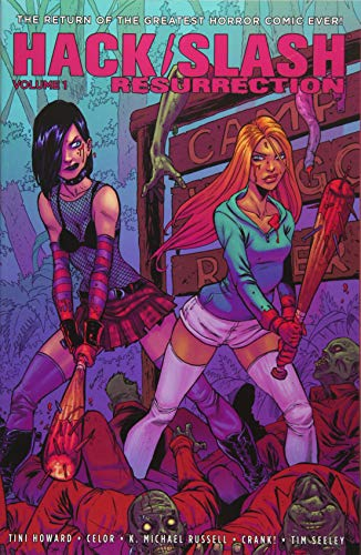 Hack/Slash: Resurrection Volume 1 -