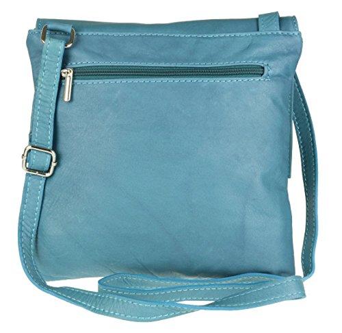 Girly Handbags - Bolso bandolera Mujer azul