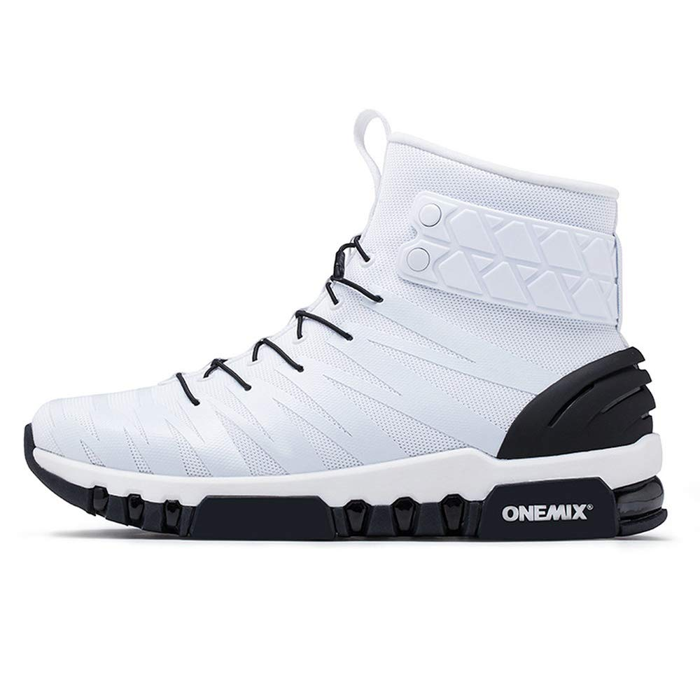 d6730720f Amazon.com | ONEMIX 2018 Women's Boots Running Shoes High top Light Crosser Fitness  Outdoor Jogging Sneakers Comfortable Running Shoes | Trail Running