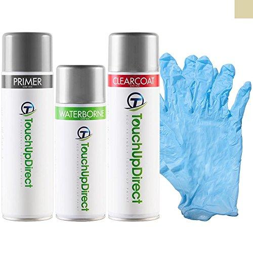 Touchupdirect Hyundai Elantra Exact Match Automotive Touch Up Paint   9W Metallic Sand   13 5 Oz  Aerosol   Preferred Package