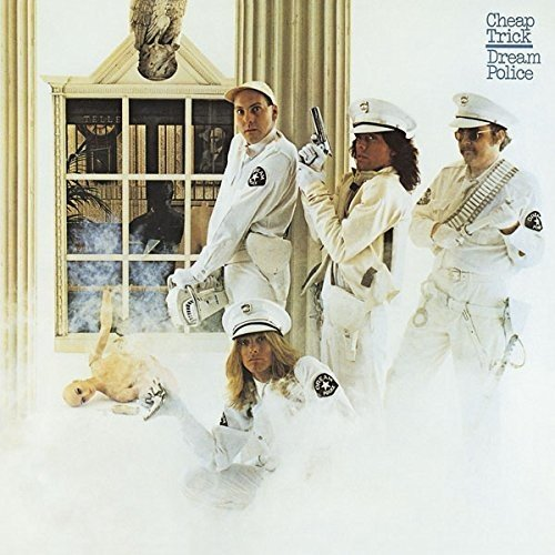 CD : Cheap Trick - Dream Police (Japanese Mini-Lp Sleeve, Limited Edition, Blu-Spec CD 2, Japan - Import, 2 Disc)