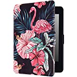 HDE Case for Kindle Paperwhite (2016, 2015, 2013, 2012) Ultra Slim Cover Auto Sleep / Wake Smart Shell for Amazon Kindle Paperwhite (Will Not Fit 10th Generation, 2018, Paperwhite)