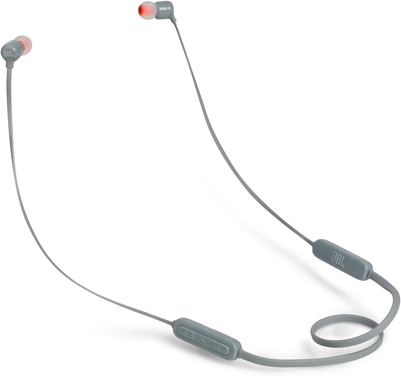 سماعة أذن لاسلكية مع ميكروفون عن بعد بثلاثة ازرار من جي بي ال – T110BT