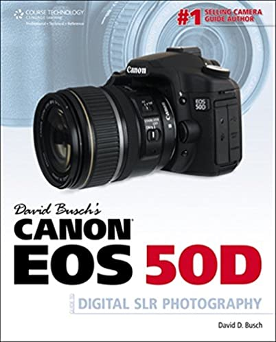 amazon com david busch s canon eos 50d guide to digital slr rh amazon com Nikon D3200 Nikon D3200