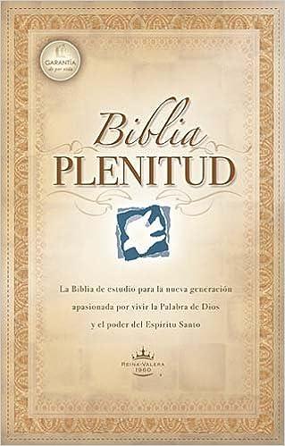 Biblia Plenitud: Capacitacion Biblic Para La Construccion ...
