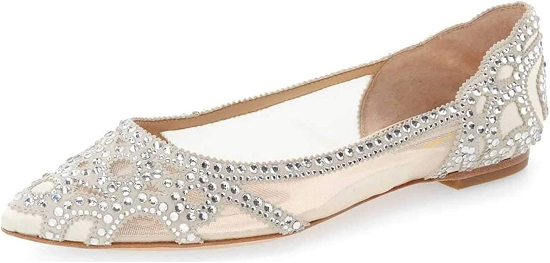 Low Heel Wedding Bride Dress Shoes