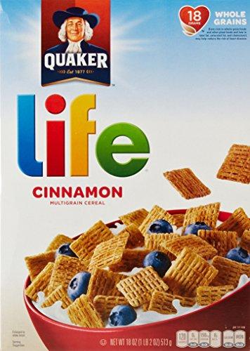 quaker oats corn bran cereal - 4