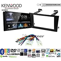 Volunteer Audio Kenwood DDX9904S Double Din Radio Install Kit with Apple CarPlay Android Auto Bluetooth Fits 2000-2004 Non Amplified Toyota Avalon