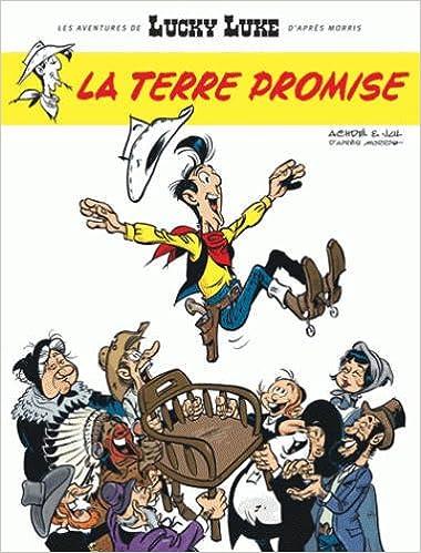 Les Aventures de Lucky Luke, Tome 7 : La Terre Promise (2016)