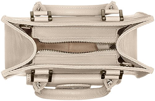 Bolso De taupe Mujer Beige Mano Borse Chicca Taupe 8655 EqBxFREp