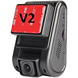 VIOFO Compact A119 V2 (Summer 2017, EVA Foam) 1440p DashCam + V2 GPS Logger (quick eject mount) Optional A11CPL (CPL) not included