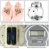 Younion Piggy Digital Coin Bank, Automatic Coin