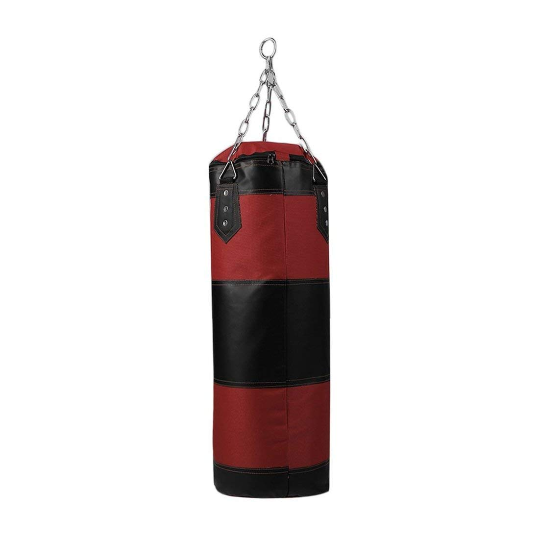 Formulaone 70 cm Saco de Arena Empty Entrenamiento Fitness MMA Boxeo Gancho Bolso Colgante Kick Fight Bag Sand Punch Saco de Arena Saco de Dormir