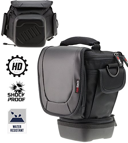 Navitech Telescopic Camera DSLR SLR Case Cover Bag Compatible with The Lenses up to 150mm Compatible with The Pentax KS-1 DSLR