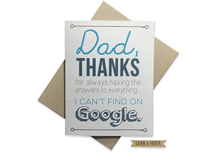 Amazon fathers day greeting card with optional personalized fathers day greeting card with optional personalized interior message m4hsunfo