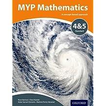 MYP Mathematics 4 and 5 Core