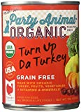 Party Animal Grain Free Canned Dog Food 13 oz, Case of 12