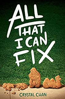 Book Cover: All That I Can Fix