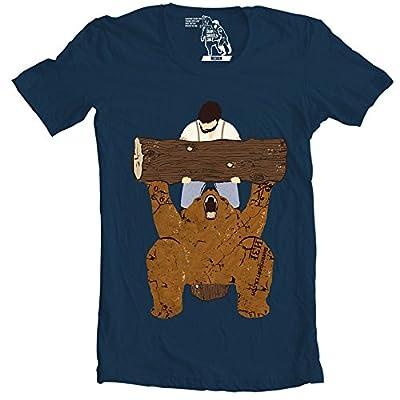 Bear Spotting T Shirt Bear Gym Tee Funny Shirts