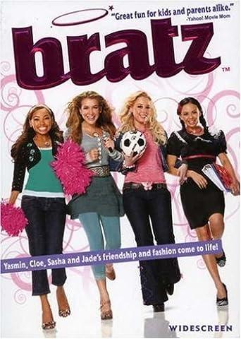 Bratz: The Movie [DVD] (The Lion King Dvd Spanish)