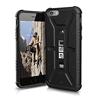 UAG iPhone 6 / iPhone 6s [4.7-inch Screen] Feather-Light Composite [Black] Military Drop Tested Phone Case (B00LCAVRLS) | Amazon Products