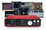 Focusrite Scarlett 6i6 (2nd Gen) USB Audio Interface + Waves Musicians 2 + iZotope DDLY Dynamic Delay
