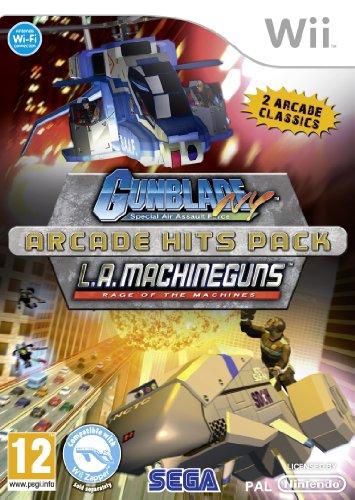 Gunblade NY and LA Machineguns Arcade (Wii)