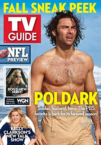 TV Guide Magazine (Tablet Canada)