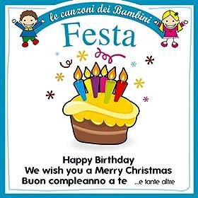 Amazon.com: Buon Compleanno a Te: Linda Cobelli Giada Monteleone: MP3
