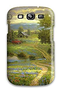Hot Painting First Grade Tpu Phone Case For Galaxy S3 Case Cover