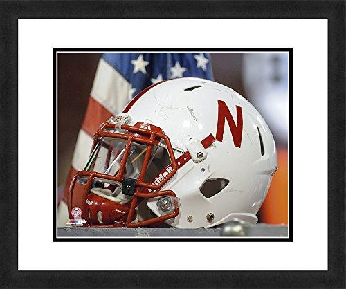 "Framed Nebraska Cornhuskers (NCAA Nebraska Cornhuskers, Beautifully Framed and Double Matted, 18"" x 22"" Sports Photograph)"