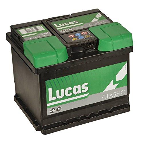 Lucas 12v 063 Quality Car Battery: